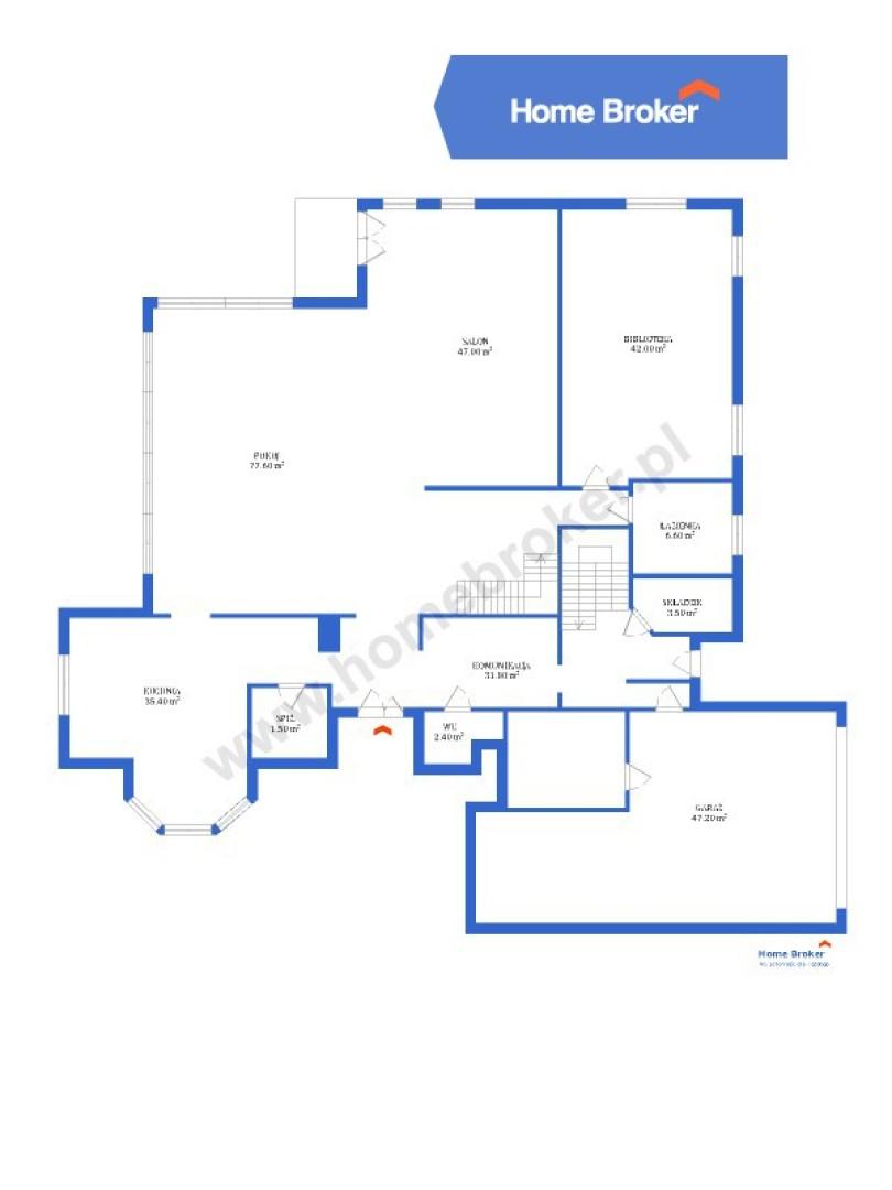 Dom na sprzedaż 444m2 - Nadarzyn