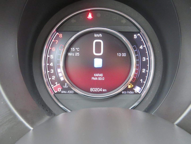 Fiat 500 1.2 2014r. 1242cm3 69KM Benzyna