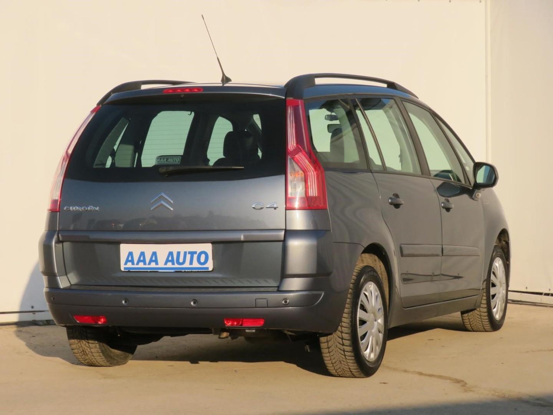 Citroen C4 Grand Picasso 1.6 VTi 2009r. 1598cm3 120KM Benzyna