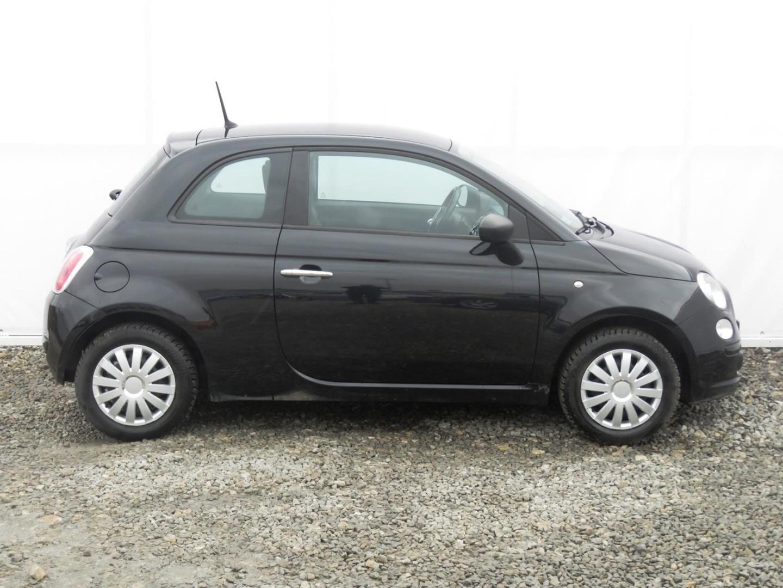 Fiat 500 1.2 2012r. 1242cm3 69KM Benzyna