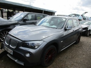 BMW  X1  BT661 2011r. 2000cm3 204KM Diesel